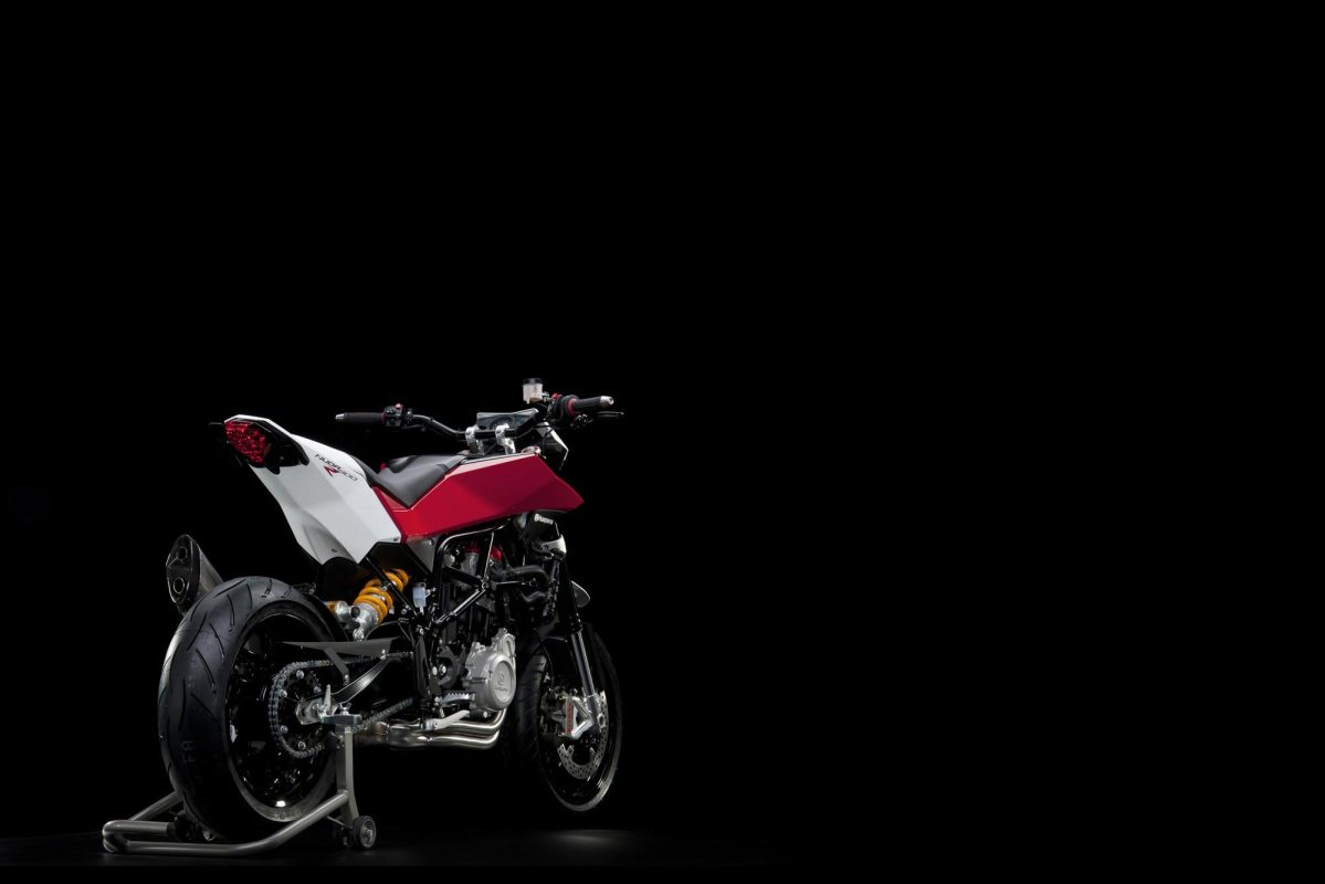 Goodbye Husqvarna Nuda, We Hardly Knew Thee