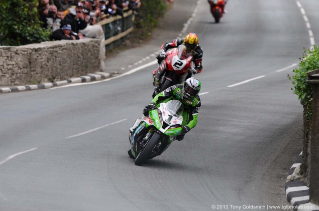 IOMTT: Barregarrow with Tony Goldsmith Barregarrow Superbike TT race Isle of Man TT Tony Goldsmith 04 635x421