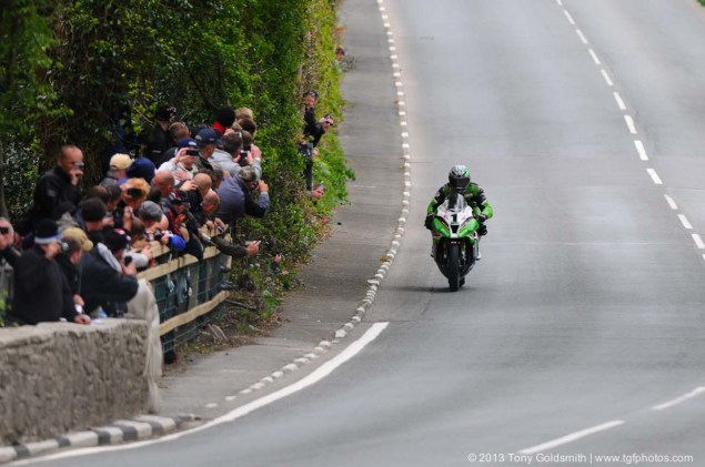 IOMTT: Barregarrow with Tony Goldsmith Barregarrow Superbike TT race Isle of Man TT Tony Goldsmith 05 635x421