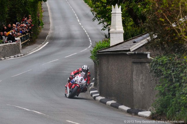 IOMTT: Barregarrow with Tony Goldsmith Barregarrow Superbike TT race Isle of Man TT Tony Goldsmith 07 635x421