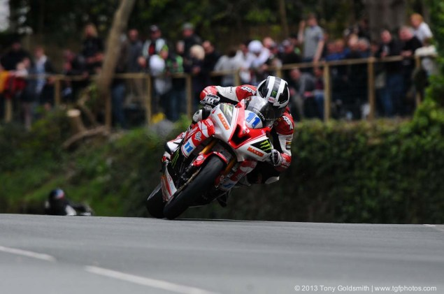 IOMTT: Glencrutchery Road with Tony Goldsmith Glencrutchery Road Isle of Man TT Tony Goldsmith 06 635x421