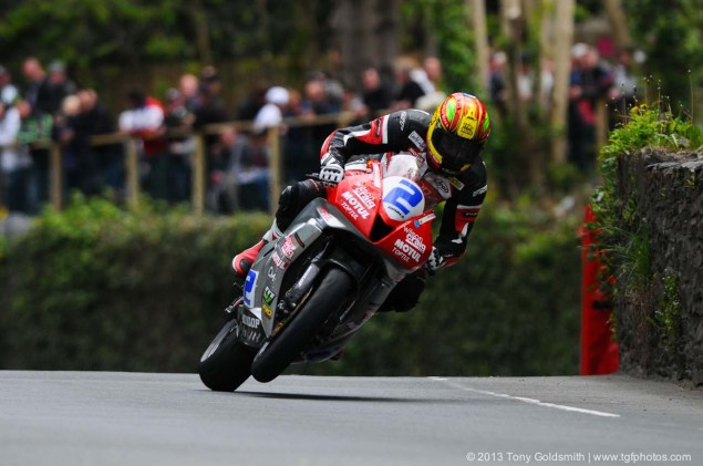 IOMTT: Glencrutchery Road with Tony Goldsmith Glencrutchery Road Isle of Man TT Tony Goldsmith 07 635x421