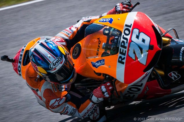 Rating the Riders of MotoGP: Dani Pedrosa – 9/10 Sunday Mugello Italian GP MotoGP Scott Jones 06 635x423