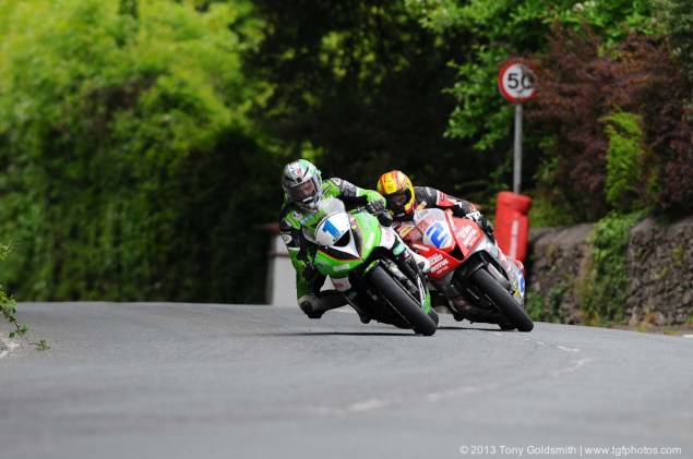 IOMTT: Glentramman & Hillberry with Tony Goldsmith Supersport Superstock race Isle of Man TT Tony Goldsmith 01 635x421