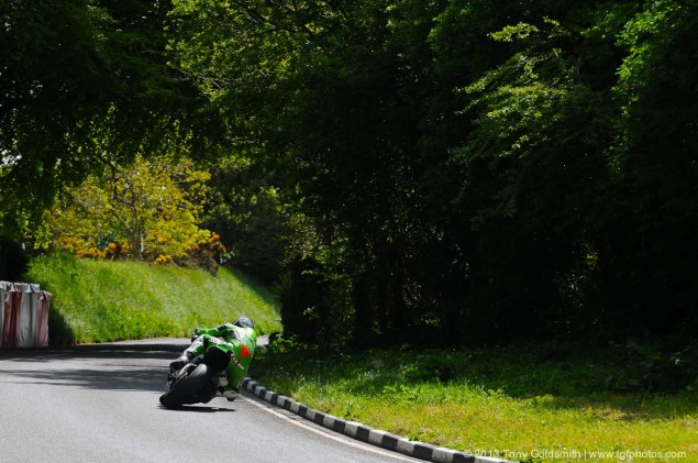 IOMTT: Glentramman & Hillberry with Tony Goldsmith Supersport Superstock race Isle of Man TT Tony Goldsmith 07 635x421