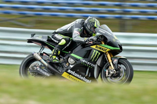 MotoGP: Qualifying Results from Assen cal crutchlow assen motogp monster yamaha tech 3