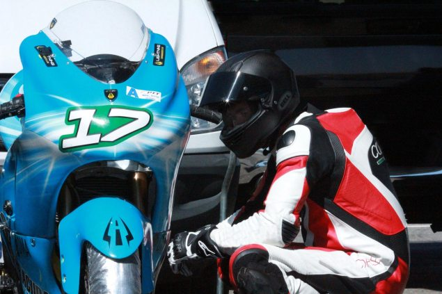 PPIHC: Carlin Dunne Sets Outright Best Motorcycle Time at Pikes Peak Tire Test on a Lightning Motorcycle carlin dunne lightning motorcycles thunderhill track test 635x423