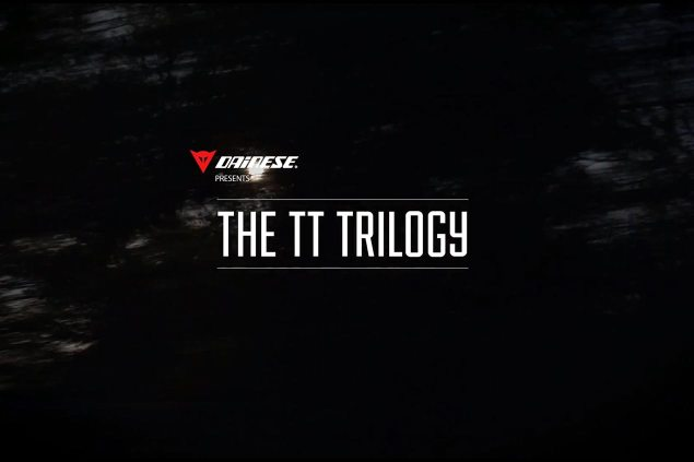 Daineses The TT Trilogy   Part 1: The Island dainese the tt trilogy part one 635x423