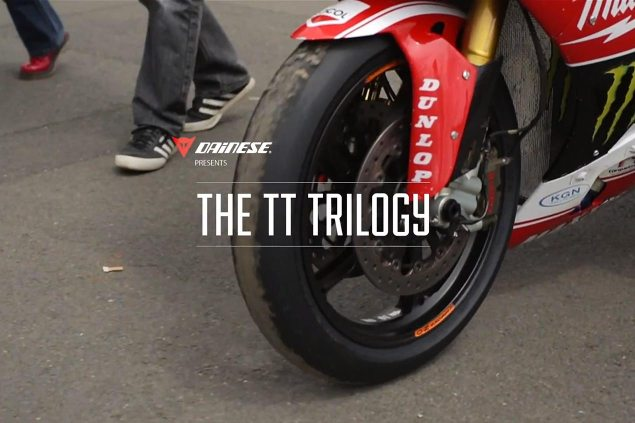 Dainese's The TT Trilogy – Part 2: The Race dainese tt trilogy the race 635x423