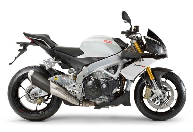 2014 Aprilia Tuono V4 R APRC ABS – Now with Bosch 9MP ABS, 167 Horsepower, & More Letters in Its Name 2014 Aprilia Tuono V4 R APRC ABS 11 635x437