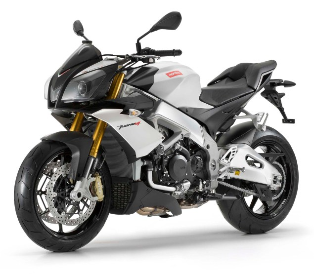 2014 Aprilia Tuono V4 R APRC ABS – Now with Bosch 9MP ABS, 167 Horsepower, & More Letters in Its Name 2014 Aprilia Tuono V4 R APRC ABS 15 635x555