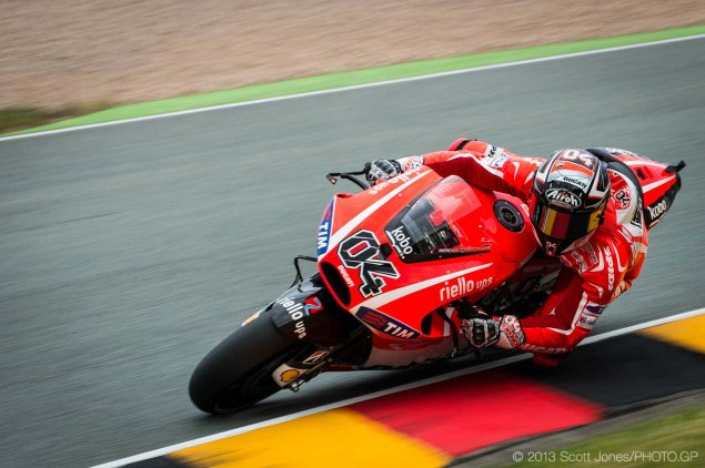 Rating the Riders of MotoGP: Andrea Dovizioso – 5/10 Saturday Sachsenring German GP MotoGP Scott Jones 07 635x422
