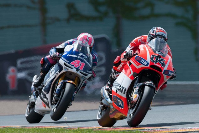 Sunday at Sachsenring with Scott Jones Sunday German GP Sachsenring MotoGP Scott Jones 03 635x423