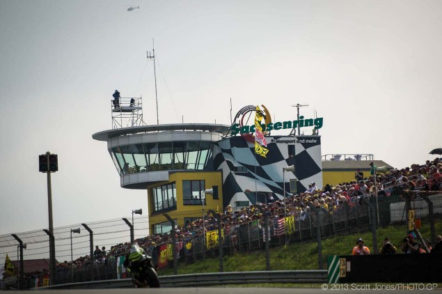 MotoGP: Pedrosa (Probably) Present at Laguna Seca, Lorenzo (Probably) Absent...For the Moment, At Least Sunday German GP Sachsenring MotoGP Scott Jones 17 635x422