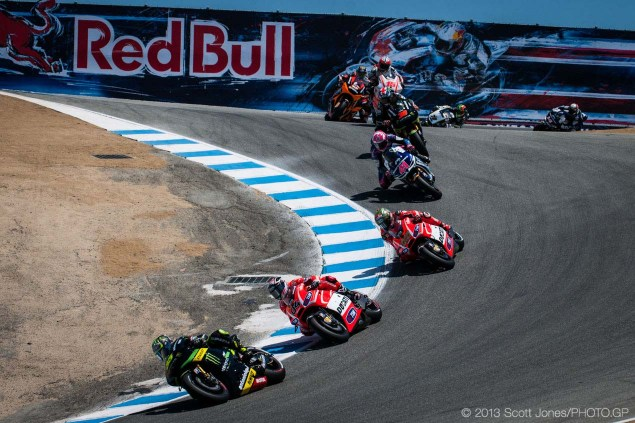 2014 MotoGP Calendar: Brazil In, Laguna Seca Out? Sunday Laguna Seca US GP MotoGP Scott Jones 08 635x423