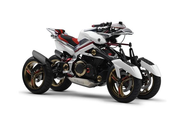 Yamaha Hints at Upcoming Leaning Multi Wheeler yamaha tesseract concept 635x423