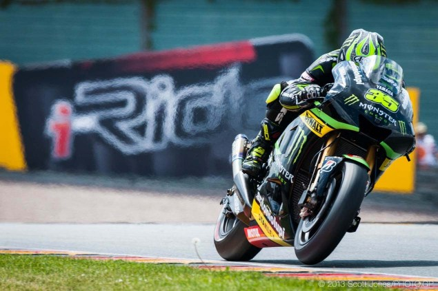 Why Crutchlows Move to Ducati Is Smarter Than It Looks Cal Crutchlow Sachsenring MotoGP Scott Jones 635x423