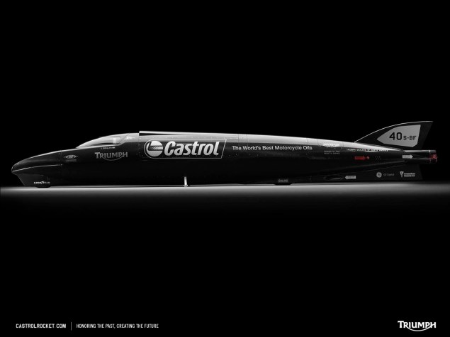 Castrol Rocket Makes a Bid on the 400 MPH Mark CastrolRocket 1600x1200 image 3 635x476