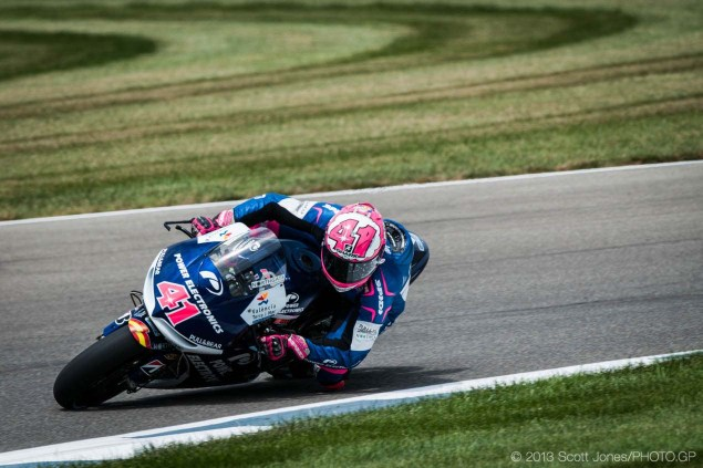 Rating the Riders of MotoGP: Espargaro & Iannone Friday Indianapolis GP MotoGP Scott Jones 08 635x423