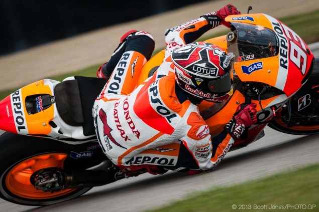 Friday Summary at Indianapolis: The New King Kenny, Yamahas Seamless Gearbox, & Returning Next Year? Friday Indianapolis GP MotoGP Scott Jones 13 635x423