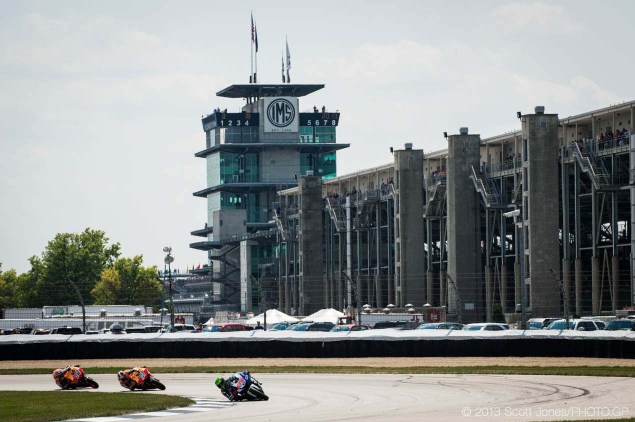 Indianapolis Motor Speedway Modifies Course for MotoGP Sunday Indianapolis GP MotoGP Scott Jones 10 635x422