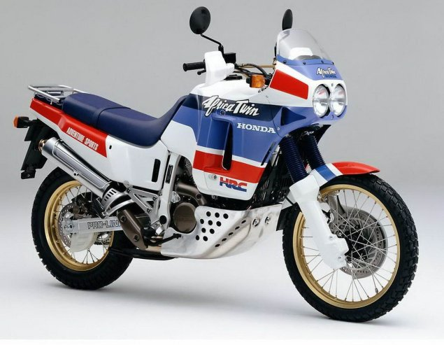 Rumor: New Honda Africa Twin Coming? To the USA Even?! honda africa twin xrv650 635x493