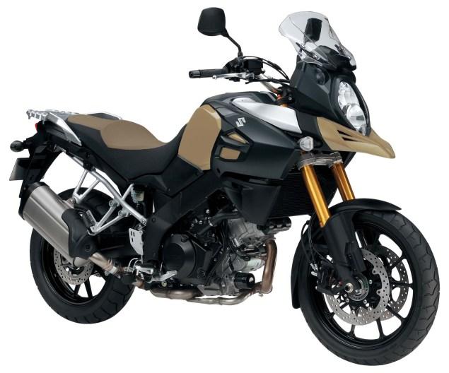 2014 Suzuki V Strom 1000 Details Emerge 2014 Suzuki V Strom 1000 styling 05 635x528