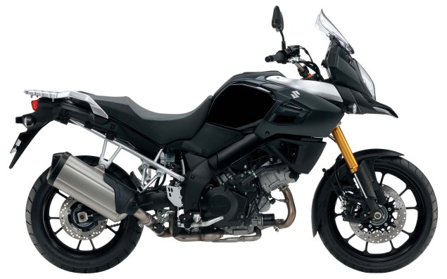 58 Hi Res Photos of the 2014 Suzuki V Strom 1000 2014 Suzuki V Strom 1000 styling 061 635x397