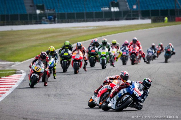 MotoGP: Race Results from the British GP Sunday Silverstone British GP MotoGP Scott Jones 15 635x423