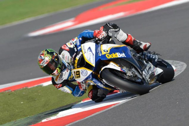 WSBK: Race Results for Race 2 at Nürburgring chaz davies nurburgring wsbk bmw motorrad goldbet sbk