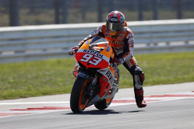 MotoGP: Qualifying Results from Misano marc marquez misano motogp hrc