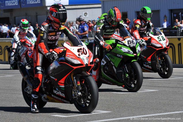WSBK: Saturday at Laguna Seca with Daniel Lo wsbk laguna seca daniel lo race 1 start 1 635x423
