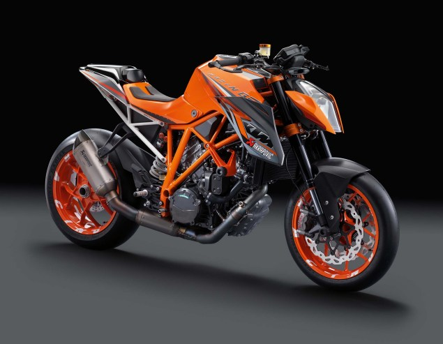 38 Hi Res Photos of the KTM 1290 Super Duke R 2014 KTM 1290 Super Duke R 10 635x493