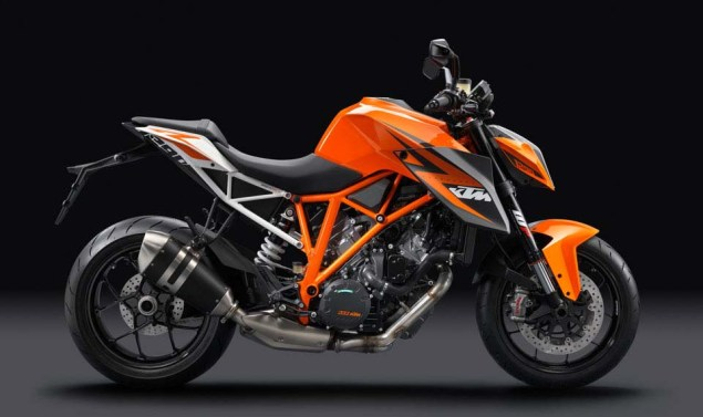 2014 KTM Super Duke 1290 R Finally Revealed 2014 KTM Super Duke 1290 R 15