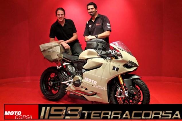 Ducati 1199 Terracorsa by MotoCorsa Ducati 1199 TerraCorsa MotoCorsa 04