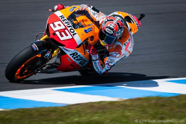 Saturday at Phillip Island with Scott Jones Saturday Phillip Island MotoGP 2013 Scott Jones 06 635x423