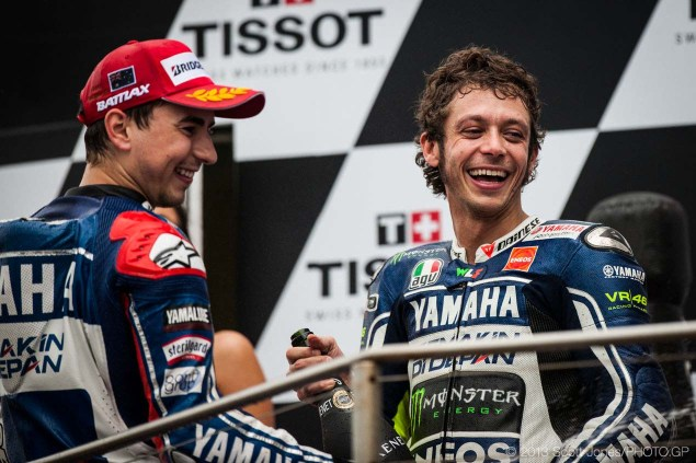 Rating the Riders of MotoGP: Valentino Rossi – 8/10 Sunday Phillip Island Australian GP MotoGP 2013 Scott Jones 16 635x423