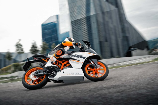 Officially Official: 2014 KTM RC390 2014 KTM RC390 11 635x422