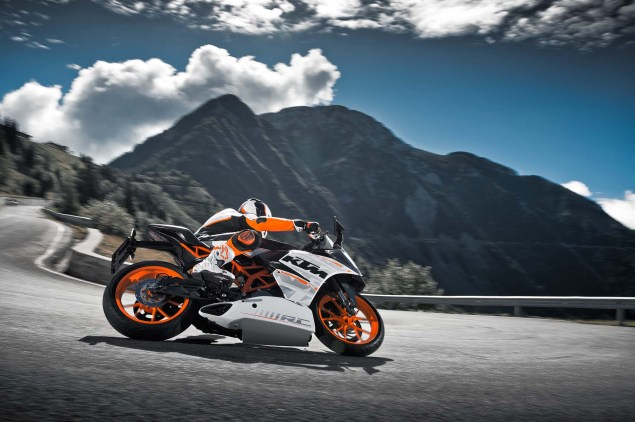 Officially Official: 2014 KTM RC390 2014 KTM RC390 17 635x422