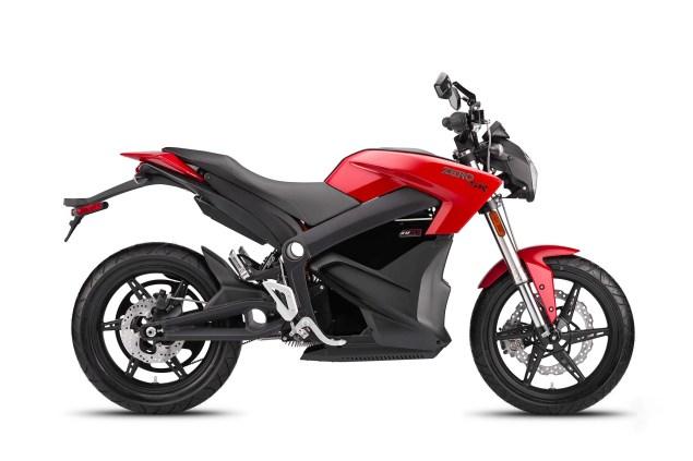 Zero Motorcycles Debuts New Zero SR at EICMA 2014 Zero Motorcycles Zero SR 25 635x423