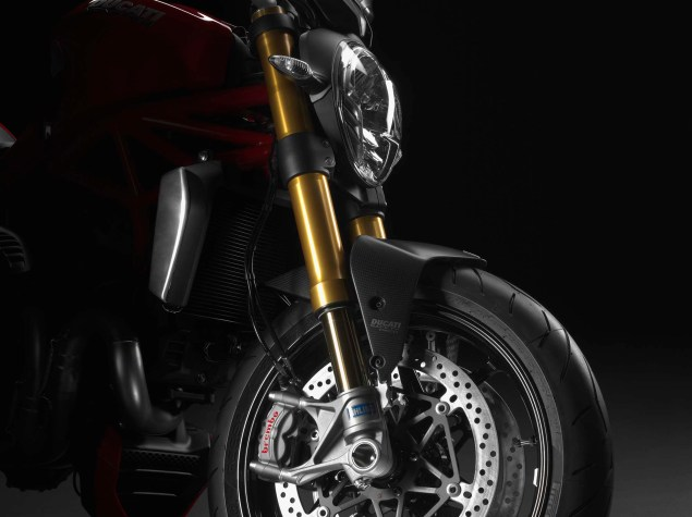 2014 Ducati Monster 1200 S   Moar Monster 2104 Ducati Monster 1200 S 15 635x475