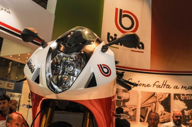 Bimota Suspended from Further WSBK Participation Bimota BB3 EICMA 2 635x421