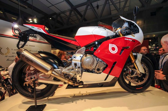 Bimota BB3    Italian Design, German Performance Bimota BB3 EICMA 6 635x421