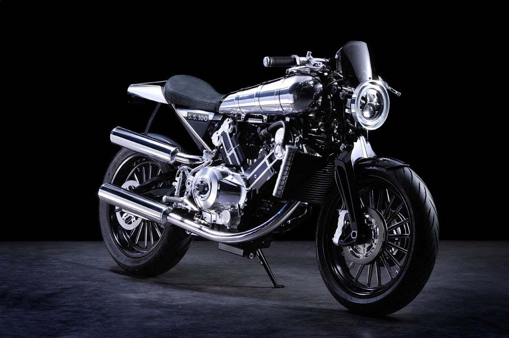 Brough Superior SS100 Finally Begins Production