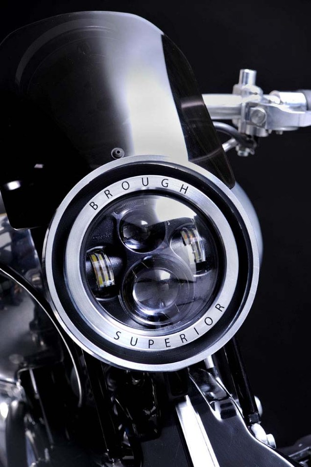 Brough Superior SS100   Bringing Back a Legendary Brand Brough Superior SS100 20