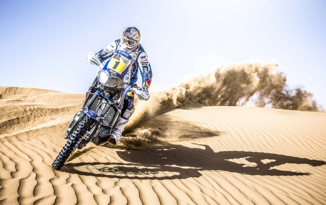 Cyril Despres Talks About Yamaha & The Dakar Rally Cyril Despres Yamaha Racing Dakar Rally 01 635x400