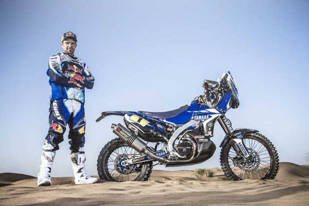 Cyril Despres Talks About Yamaha & The Dakar Rally Cyril Despres Yamaha Racing Dakar Rally 02 635x423