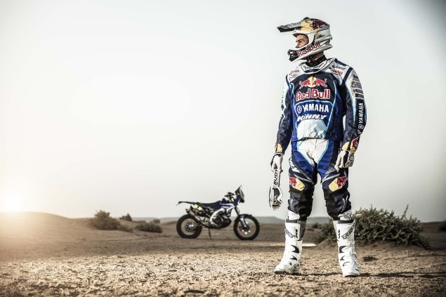 Cyril Despres Talks About Yamaha & The Dakar Rally Cyril Despres Yamaha Racing Dakar Rally 03 635x423