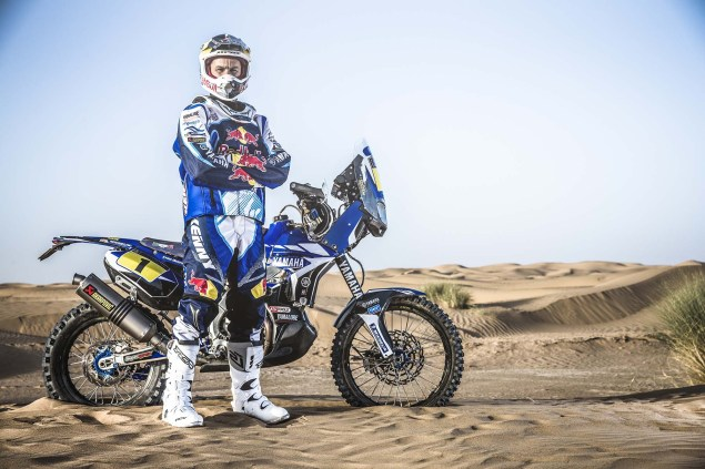 Cyril Despres Talks About Yamaha & The Dakar Rally Cyril Despres Yamaha Racing Dakar Rally 05 635x423