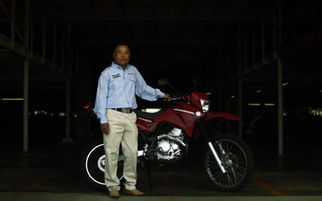 Yamaha Riding Academy and the Story of Hidenobu Toh Hidenobu Toh yamaha riding academy 635x397